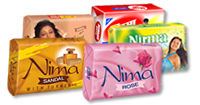 nirma Body Soap in India
